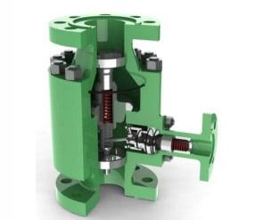 ZDL Model ARC valve